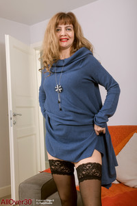 Olga @ll 0v3r 30 - Lacey Ladies  Issue Date:
