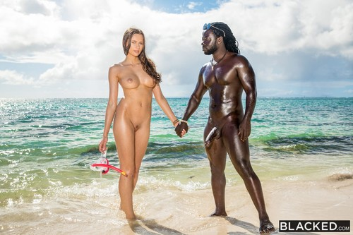 Blacked: Stacy Cruz - Just One Time (1080p)