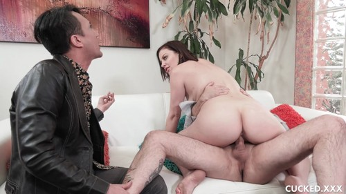 Cucked 19 03 19 Sovereign Syre Needs A Creampie From A Real Man XXX 1080p MP4-KTR