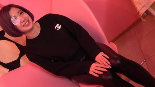 【オボワz☆ 投稿作品】☆初撮り☆完全顔出し♡ショートカットが似合う癒し系美女♪らんちゃんの。。。なんと人生初中出し!!個人撮影