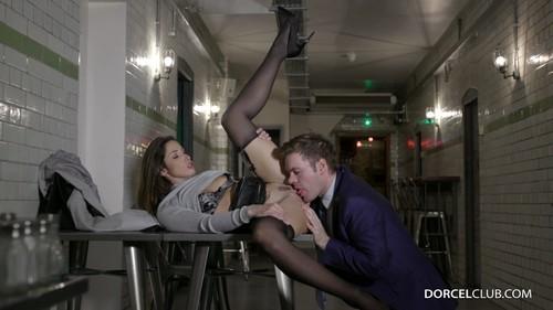 DorcelClub 19 07 08 Clea Gaultier Shows Her Assets Off XXX 1080p MP4-KTR