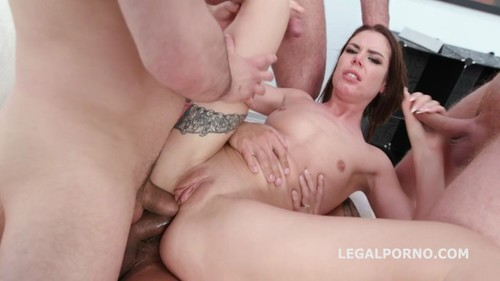 Fucking Wet beer Festival with Jessica Bell Balls Deep Anal DP