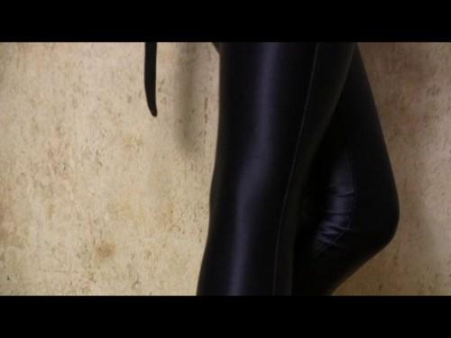 Straitjacketed 2012 03 23 Natalie Minx Locked In Leather XXX MP4-hUSHhUSH