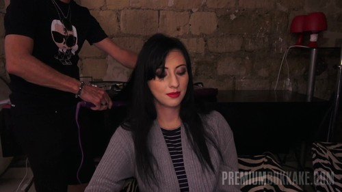 PremiumBukkake 19 07 17 Sherry Vine 5 Behind The Scenes XXX 1080p MP4-BIUK