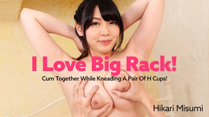 Bokep Jepang Jav HEYZO 2098 Hikari Mizusumi I like huge breasts! I want to cum while drinking H cup