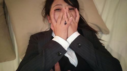 【オボワz☆ 投稿作品 初ハメ撮り】【素人】新卒で営業を頑張っている取引先20歳の可愛い女の子と仕事中にハメ撮りしちゃいました!