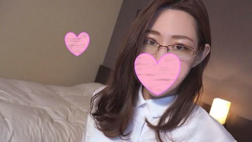 【オボワz☆ 投稿作品】メガネ女教師 仕事帰り着衣3Pセックス大量中出し!